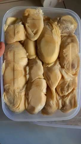 Durian Medan asli