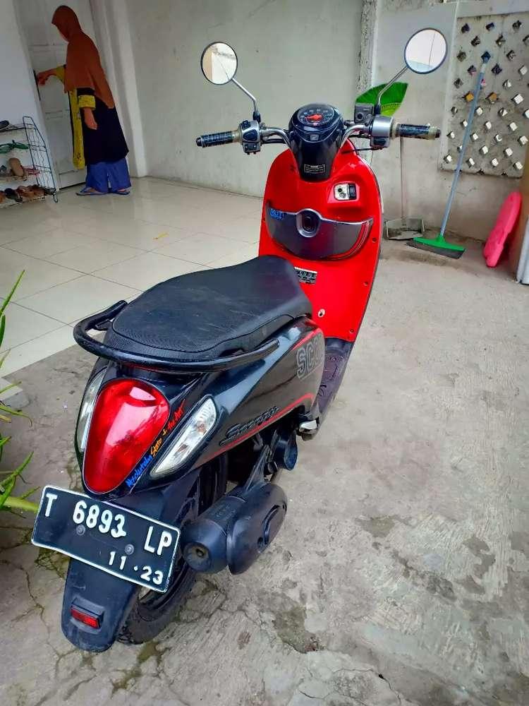 Honda Scoopy fi antik 2013 pjk on