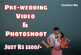 Pre-wedding Video and Photoshoot In Cheap Price