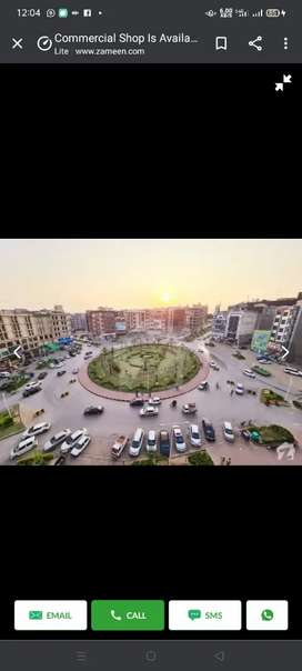 5Marla commercial plot in civic centre phase4for sale bahria town rwp