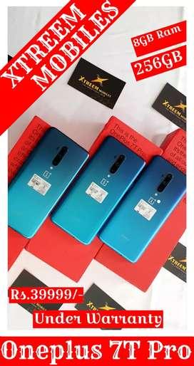 OnePlus 7T Pro..8/256..Under Warranty.. Brand New Condition..