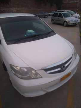 Honda City 2006 japanese automatic for montly rent