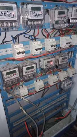 Available electrician for home and billding