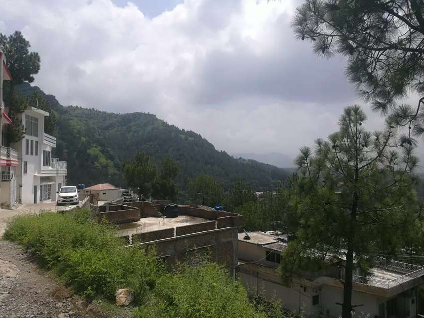 Abbottabad View Plot for Sale 0