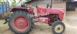 Tractor 2012 model