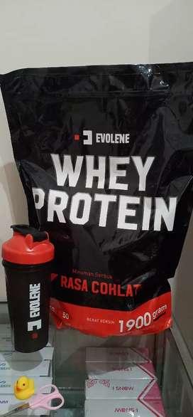 Whey protein Fitnes