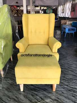 sofa wingchair , wix warna