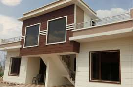 Independent 2BHK Villa/Kothi/Home Starting Rs.22.90 Lakh in Derabassi