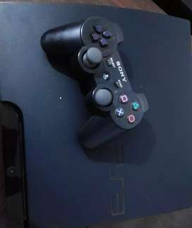 PS 3 with warranty price negotiable