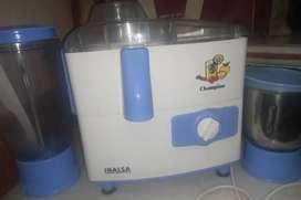 Juicer mixer (Inalsa)