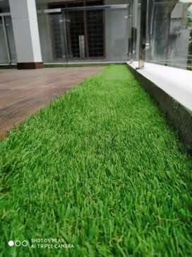 Artificial grass:can be used in any weather