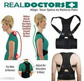 Real doctors posture corrector fitness belt at just 500 rupees