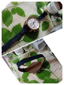 Jam tangan wanita second merk fossil