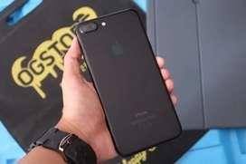 Iphone 7 plus 128gb Blackmatte TAM