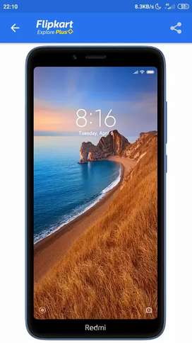 Redmi 7A perfect condition