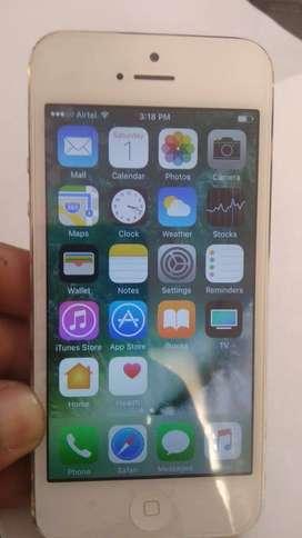Iphone 5 16gb incredible