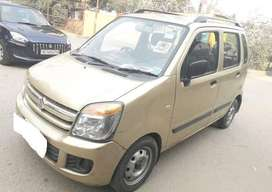 Maruti Suzuki Wagon R LXi Minor, 2008