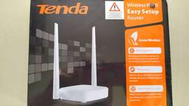 Wireless Router Tenda support repeater/wisp 300mbps