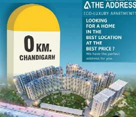 2bhk Residential Flats in The Address New Chandigarh
