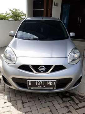 Nissan march manual 2014