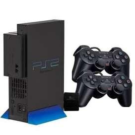 Playstation 2 ps2 game ps 2 hardisk playstation2 HDD sudah ada game