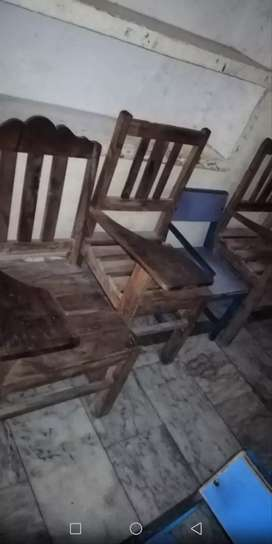 Student chairs
