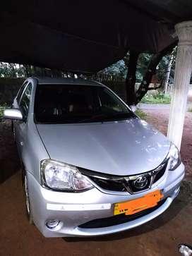 Toyota etios GD diesel