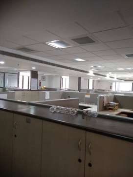 7200sqft Fully furnished office space for rent in Elamkulam