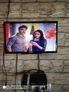 SONY BRAVIA full HD 22 LED TV for sale