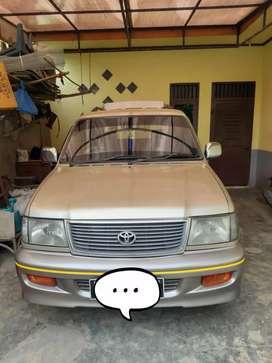 Di Jual Toyota Kijang Krista Diesel Terawat