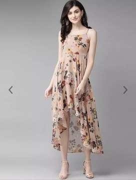 Women Dress :-Size (S) 34.5in