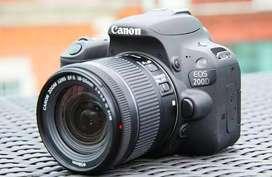 Kredit Canon EOS 200D Mark II Kit 18-55mm