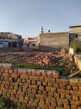 Plot for sale in Green town Shadiwal Road Gujrat
