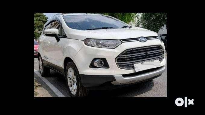Ford Ecosport EcoSport Titanium 1.5 TDCi, 2014, Diesel 0