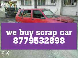 Dissmentalled scrap car buyers