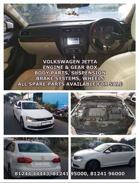 VOLKSWAGEN JETTA - ALL SPARE PARTS AVAILABLE FOR SALE