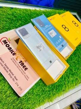 Realme 8 / Seal open 6-128Gb Brand New