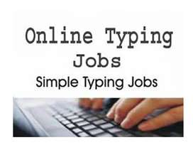 online typing jobs for jobless person