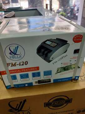 All New FOLLA Cash Counting Machine with 1yr Warranty