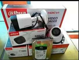 PERLENGKAPAN CCTV LANGSUNG ONLINE DI HP