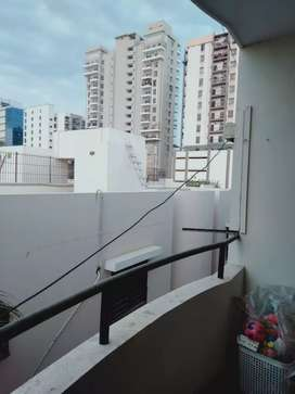 Small complex For rent in clifton block 9 out class location
