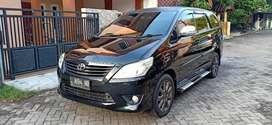 Toyota Kijang Innova Type G Diesel Manual Th 2011 Istimewa
