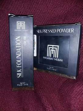 Musarrat misbah foundation and face powder