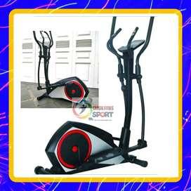 Alat fitnes sidoarjo elliptical bike BEST mayapada JM5