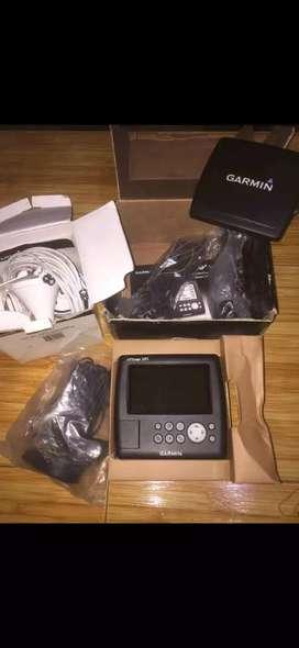 GPS Garmiin fishfinder 585 biasa new