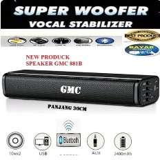 speaker soundbar GMC bluetooth