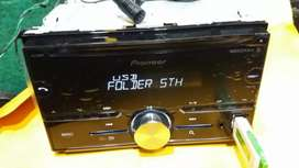 Pioneer cd mp3 usb aux radio bluetooth