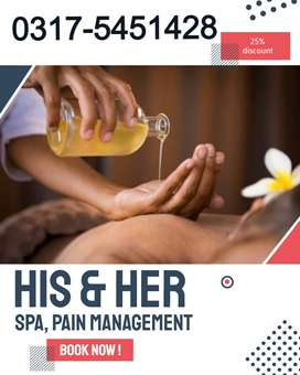 His & Her spa