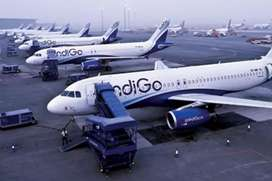 We are urgently hiring for ground staff in Bhopal airport