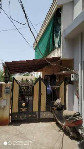 Duplex for sale with borewell and gasline